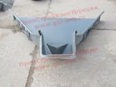 Полимеркомпозитные водоотводные лотки и стеклопластиковые элементы водоотвода