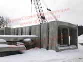 Звенья ЗП прямоугольных водопропускных труб. Шифр 2119РЧ Выпуск 1-1