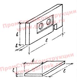 Железобетонные щиты ЖОЩ для труб в пенополимерминеральной (ППМ) изоляции диаметром 50 — 400 мм