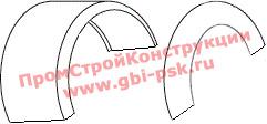 Полимеркомпозитные защитные полуфланцы ЗПФ и кожухи для фланцев труб