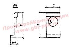 Портальные стенки СТК — Серия 3.501.1-144, шифр 1484