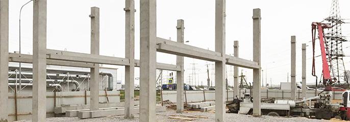 Жб колонны для промышленного строительства