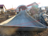 Изготовление и поставка стеклопластиковых лотков для КАС Газпром Пикалево