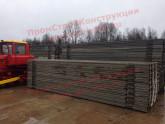 Автодорожные плиты ПАГ для КАС Газпром Волховская