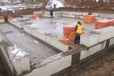 Устройство железобетонных фундаментов для малоэтажного строительства