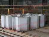 Несимметричные водоотводные лотки для автомагистралей из сульфатостойкого бетона
