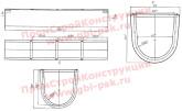 Осуществлена поставка полимерных подвесных водоотводных лотков для эстакад в ЛО