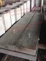 Производство железобетонных плит для железнодорожных переездов