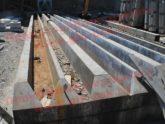 Подготовка к производству мостовых свай и крупногабаритных ж/б изделий