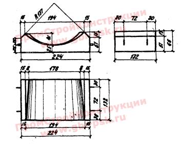 Лекальные блоки — Серия 3.501-59