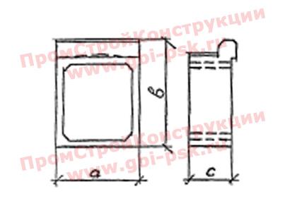 Звенья оголовков ЗП — Серия 3.501.1-177.93