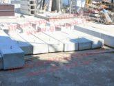 Лотки теплотрасс, балки и плиты для лотков — отгрузка в г. Приозерск