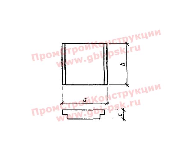Блоки экрана — Серия 3.501.3-186.09