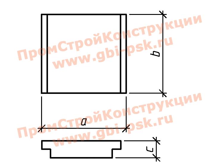 Блоки экрана — Серия 3.501.3-185.03