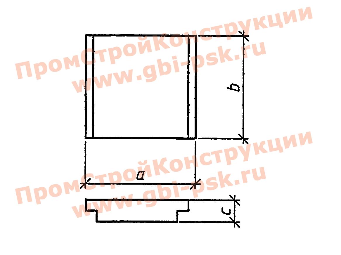 Блоки экрана — Серия 3.501.3-184.03