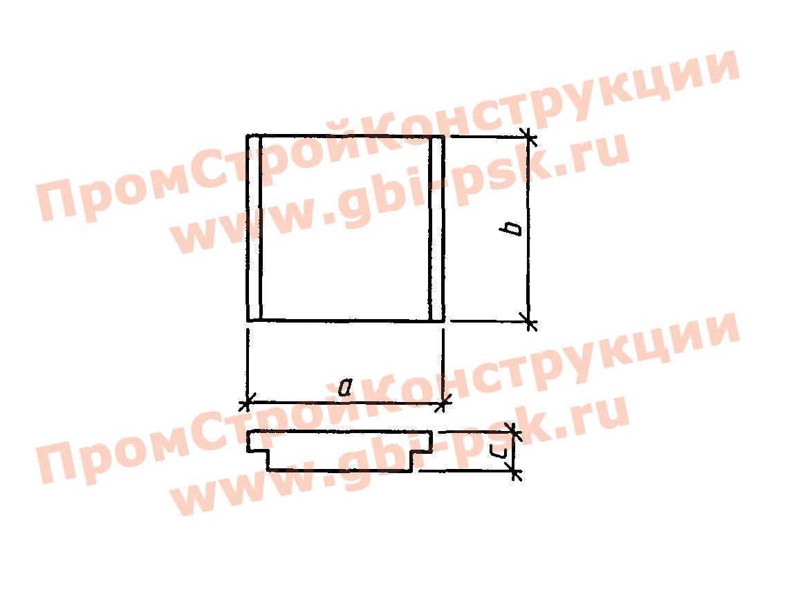 Блоки экрана — Серия 3.501.3-187.10