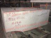 Лекальный блок Ф1п-15-165
