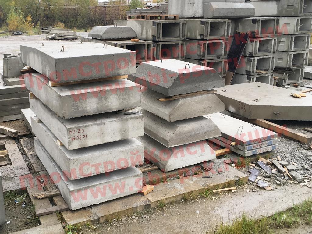 Производство блоков сборных железобетонных водопропускных труб 3.501.1-179.94