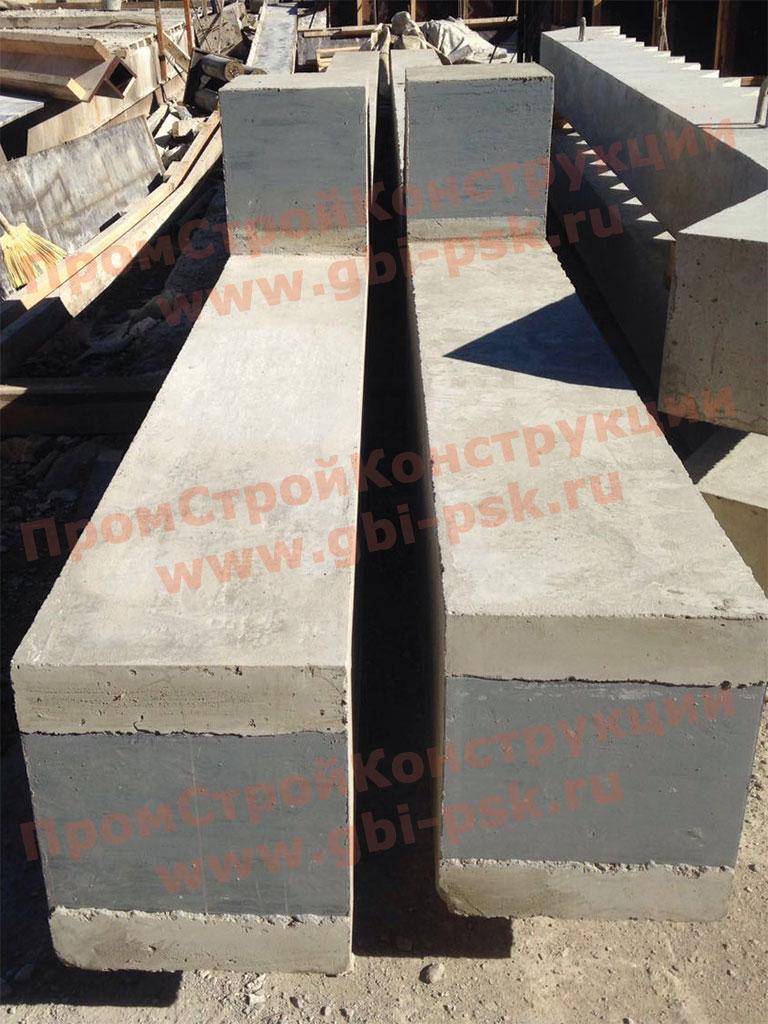Производство железобетонных колонн для ряда заказчиков в Санкт-Петербурге и Лениградской области