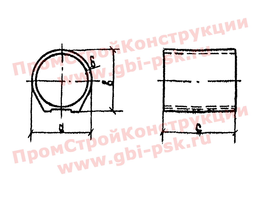 Звенья ЗКП — Серия 3.501.1-144, выпуск 0-2