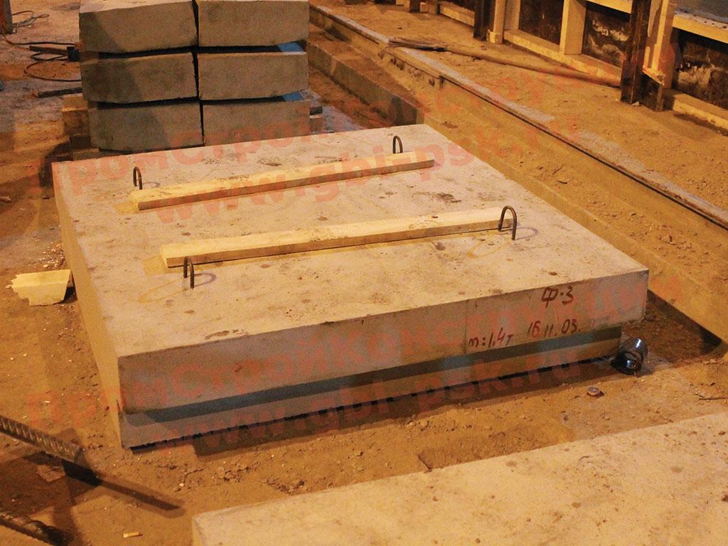 Производство блоков экрана Ф-3 для труб из гофрированного металла серии 3.501.3-183.01