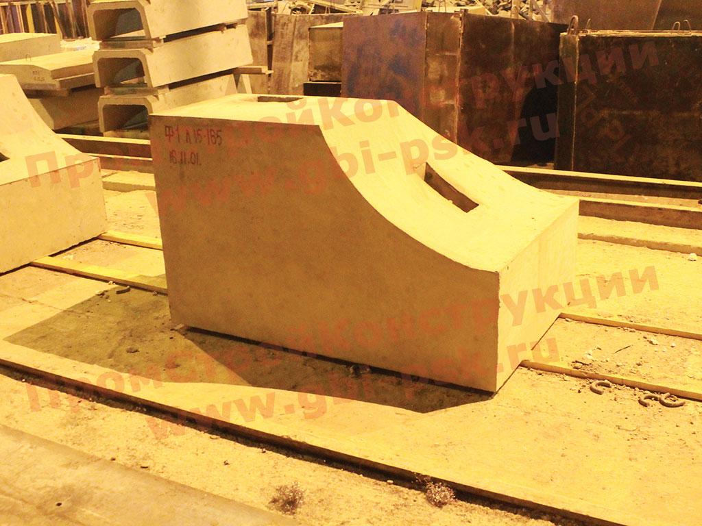 Производство лекальных блоков Серия 3.501.3-185.03