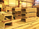 Водоотводные телескопические и сборные конструкции. Серия 3.503.1-66 (лотки Б-7 и блоки Б-9)