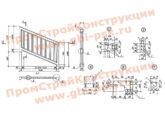 Панели лестничных ограждений ОЛ 18.12П и ОЛ 18.12Л