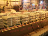 Производство лотков Л1, Л2 для гофротруб для водопропускных сооружений дорог в декабре не снижается