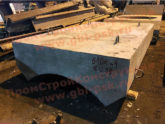 Производство лекальных блоков круглых водопропускных труб
