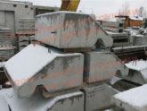 Продолжаются поставки бетонных утяжелителей УБО для трубопроводов
