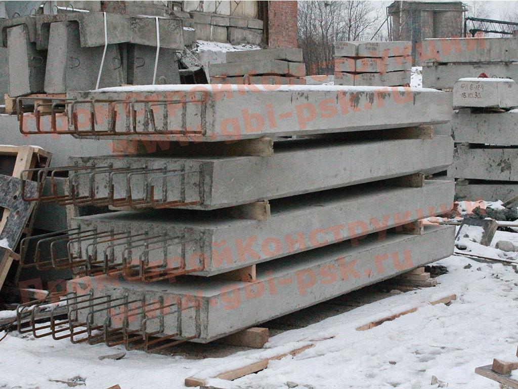 Производство крупной партии переходных плит П400.98.25-ТА III