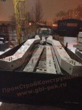 Косоуры ЛБ серия 3.501.1-165 для пешеходных мостов железнодорожных переходов и платформ
