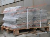 Блоки лотка Л1 для труб из гофрометалла 68х13 и 125х26 мм. Серия 3.501.3-187.10