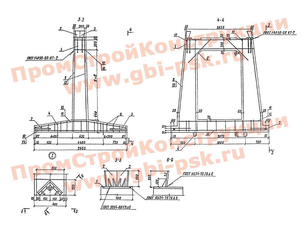 Конструкции для инфраструктуры железнодорожных узлов и станций