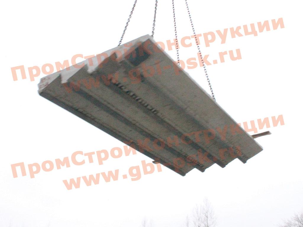 Производство и отгрузка лестничных маршей ЛМ1, ЛМ4 и площадок ЛП для железнодорожных платформ