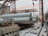 Производство металлических спиральновитых гофрированных труб
