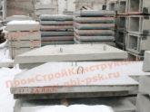 Производство откосных стенок СТ для водопропускных труб