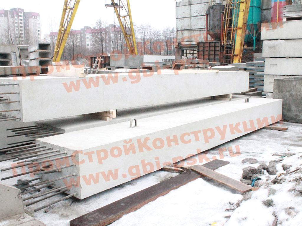 Производство стоек С-1 для железнодорожных мостов