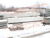 Производство жб стоек ригелей для жд мостов серии 3.501-61