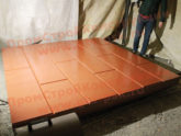 Производство железобетонных плит для отделки набережных