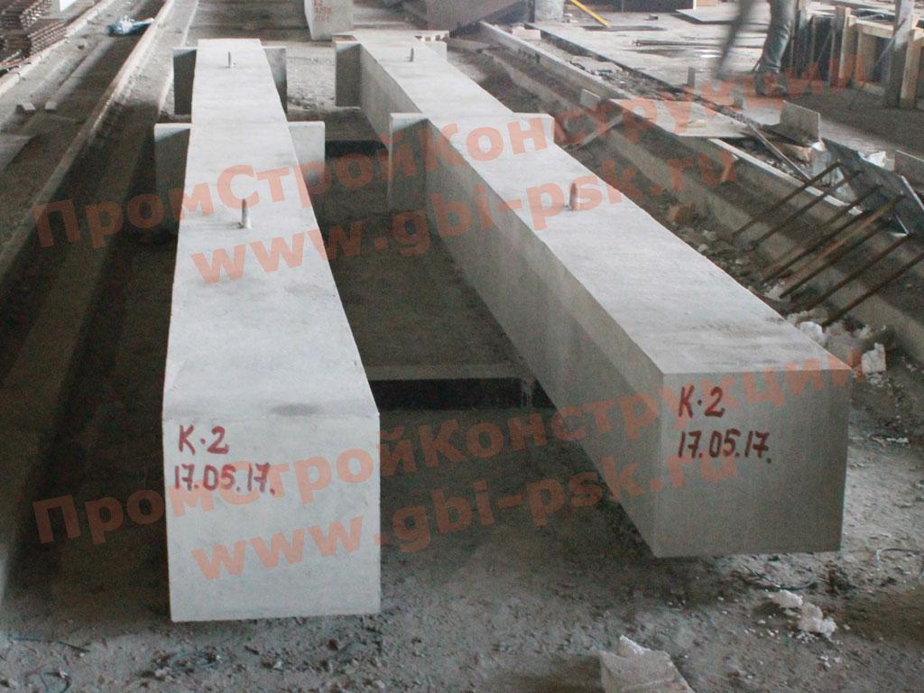 Производство железобетонных колонн