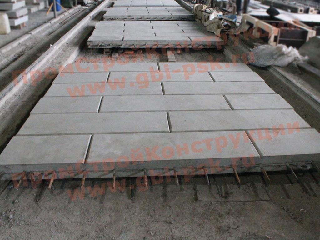 Производство нестандартных железобетонных изделий