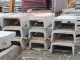 Производство телескопических бетонных лотков