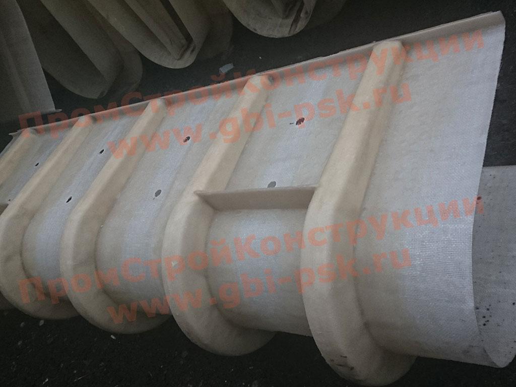 Производство стекло-пластиковых дренажных лотков ЛВЖ