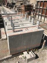 Выполнен масштабный заказ по производству железобетонных изделий по чертежам заказчика