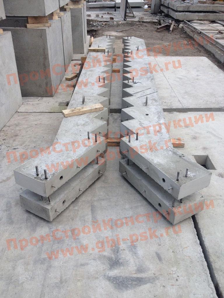 Косоур железобетонный КЛ615.270