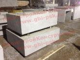 На производстве в Мурманске отгружена 3-я очередь поставок лекальных и фундаментных блоков серии 3.501.1-144, 1484.
