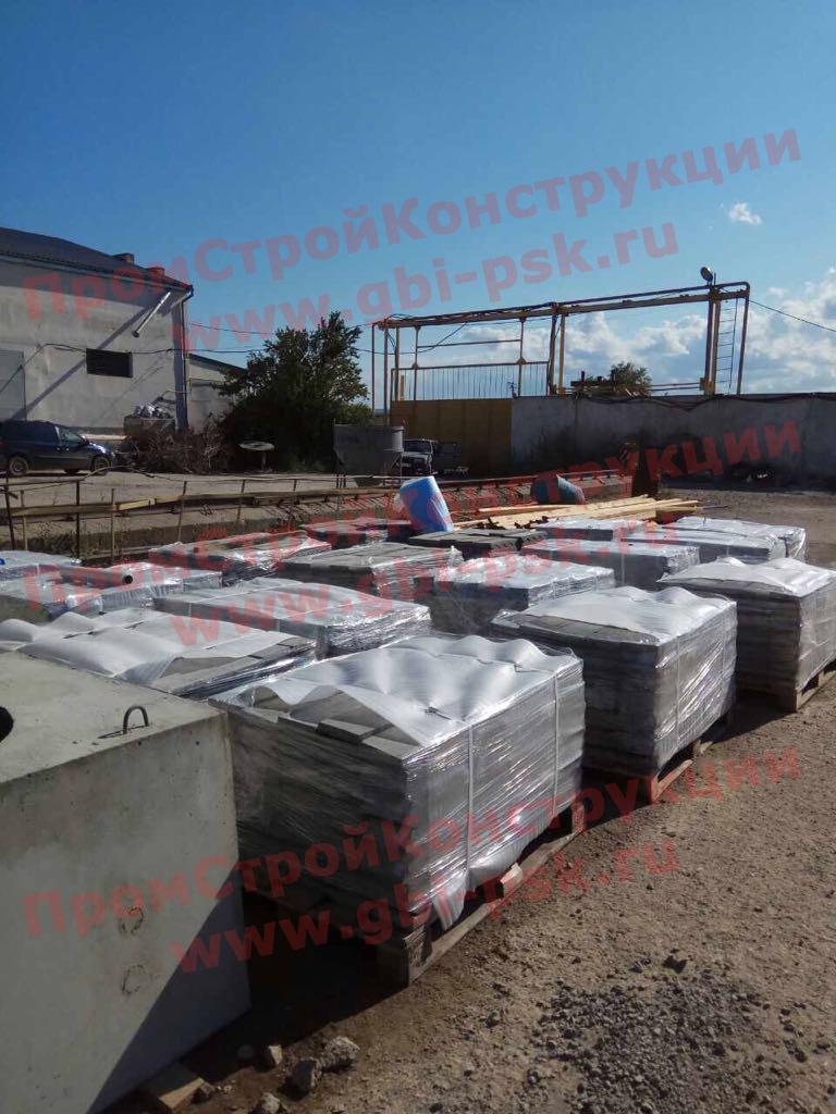 На производстве в Мурманске отгружена крупная партия блоков лотка Л1 и Л2.