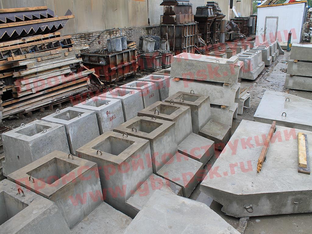 Завершается отгрузка в Москву фундаментов 1Ф, 2Ф стаканного типа